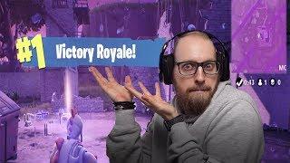Zero Kills WIN (Fortnite)