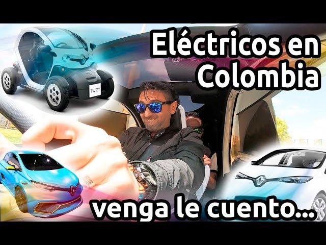 Autos ELECTRICOS vs BMW 3.000cc Turbo - Trompos y PIQUES