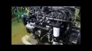 Motor Cummins ISLe ta'mirlash 375 310 340
