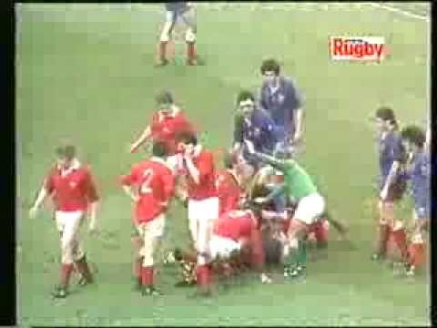 The 1982 Five Nations Rugby Championship