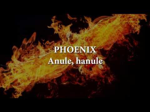 Phoenix - Anule, hanule (versuri, lyrics, karaoke)