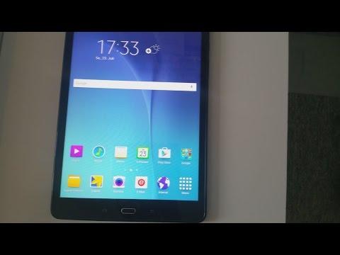 Samsung Tab A T550N im Test