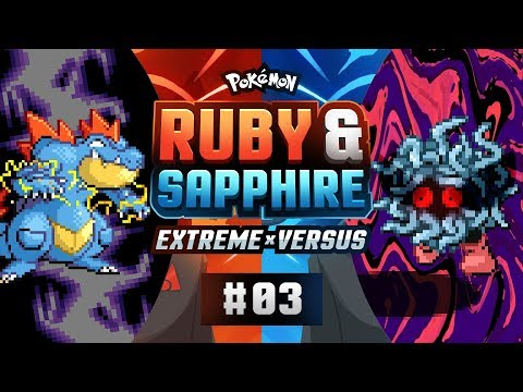 Pokemon Ruby and Sapphire EXTREME Versus - EP03 | I WANT A DIVORCE!