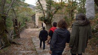 Extracto da reportaxe gravada na contorna da Ribeira Sacra Ourensá ...