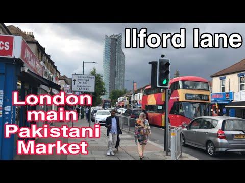 Ilford Lane London Pakistani Asian Shopping Market Part 1 After Lockdown Reopen Ilford Lane