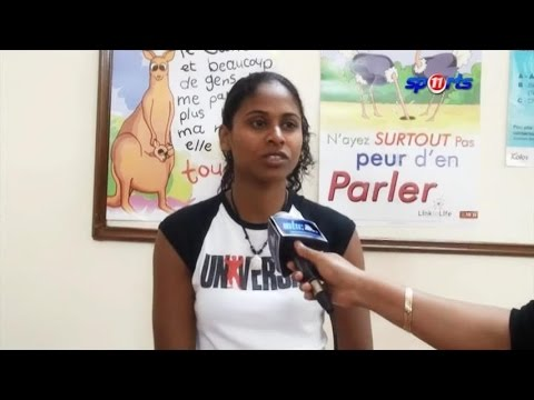 Sports Au Feminin | MBC TV | Ranini Cundasawmy |