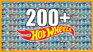 Let's Open 200 Hot Wheels