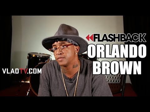 Orlando Brown's Latest Bizarre Claim Involves Allegations Against ...