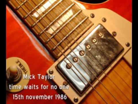 Mick Taylor - Time Waits For No One 1986