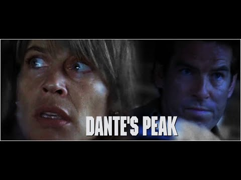 Dante S Peak 1997 Final Trailer Pierce Brosnan Linda Hamilton Youtube