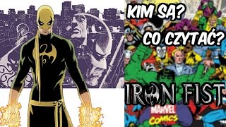 Marvel's Iron Fist effect