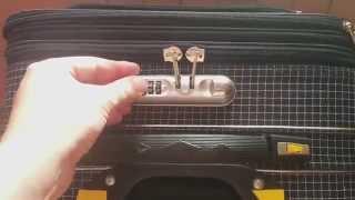 Ломаем код на замке китайского чемодана.(, 2014-09-25T10:38:50.000Z)