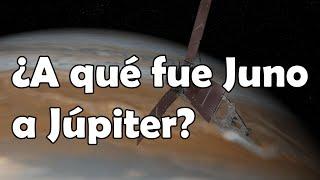 ¿A qué fue Juno a Jupiter? - Hey Arnoldo