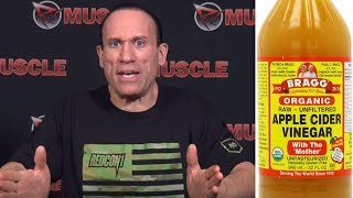 APPLE CIDER VINEGAR: BODYBUILDERS' BEST KEPT SECRET!