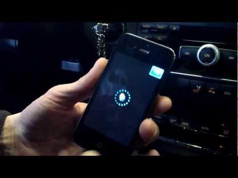 Mercedes Benz W212 система Audio20 с просмотром TV с IPhone AMD SHOP