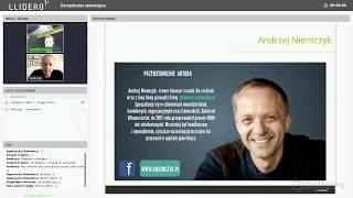Webinar - Zarządzanie sytuacyjne Andrzej Niemczyk i LLidero