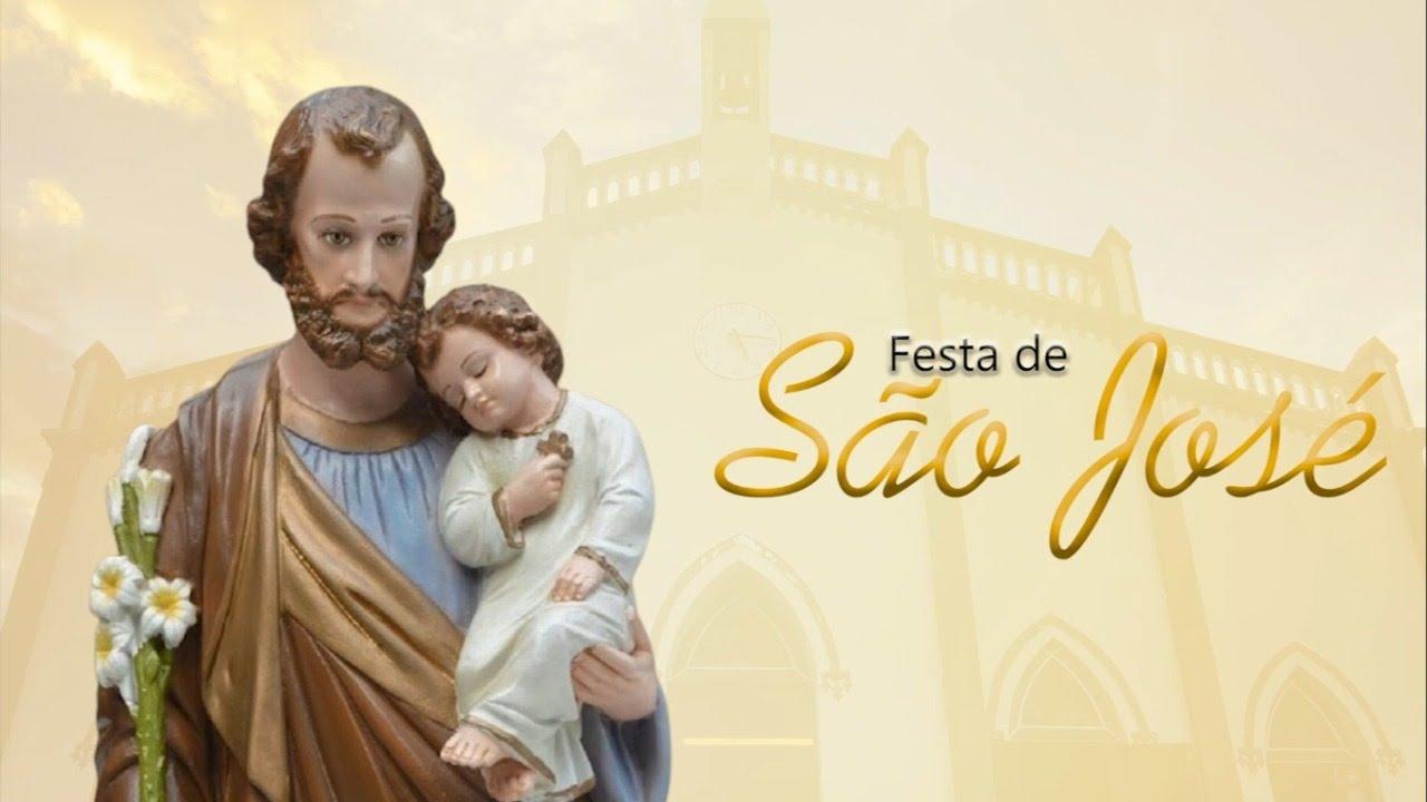 FESTA DE SÃO JOSÉ 2021 - 3ª NOITE DE NOVENA - 01/08/2021