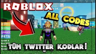 ALL CODES RUNNING IN THE 💥 GAME *3 CODE* 💰   Legends Of Speed All Working Codes 2019   Roblox English