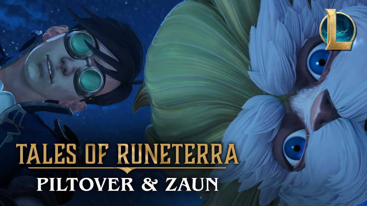 "Tales of Runeterra: Piltover and Zaun | ""True Genius"" thumbnail"