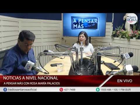 'A PENSAR MÁS CON ROSA MARÍA PALACIOS' 22-10-2018