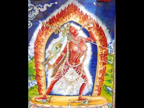 Shimmering Vajrayogini