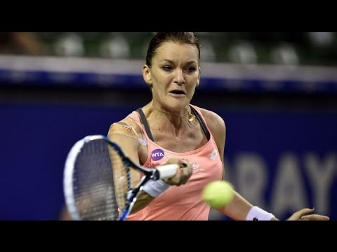 [HD] Agnieszka Radwanska vs Monica Puig Tokyo 2016 Highlights