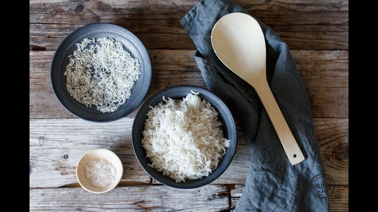 Очищение суставов рисом
