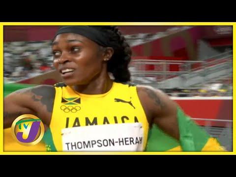 Elaine Thompson-Herah Ranking   TVJ Sports Commentary - August 3 2021