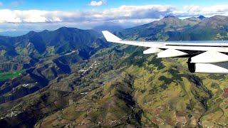 видео Аэропорты Эквадора