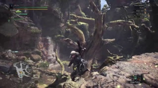 Monster Hunter World BETA Gameplay.