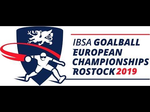 2019 IBSA Goalball European Championships A | Day Two | OSPA Arena