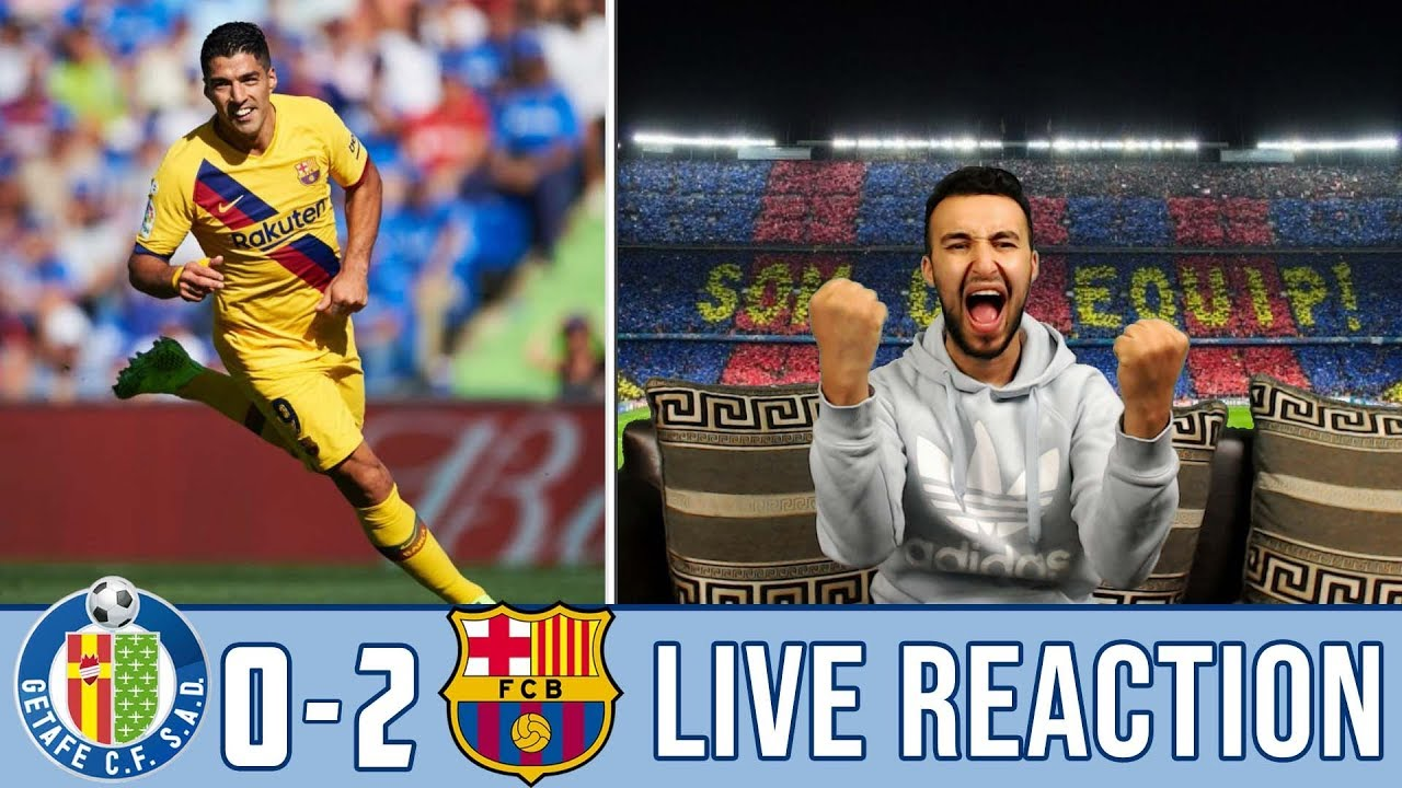 Download BARÇA FINALLY WIN AN AWAY GAME & KEEP A CLEAN SHEET! | REACTION - REACCIONES