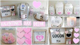 My Valentine's Day Decor + Valentine's Day Decor Shopping & Haul
