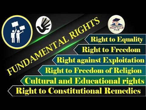 Indian Polity-L-15- Fundamental Rights- अपने अधिकार जानिए - Know Your Rights By VeeR