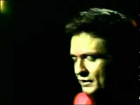 25 minutes to go - Johnny Cash