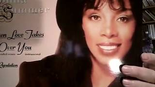 DONNA SUMMER - Another Place And Time The UK 12 Singles