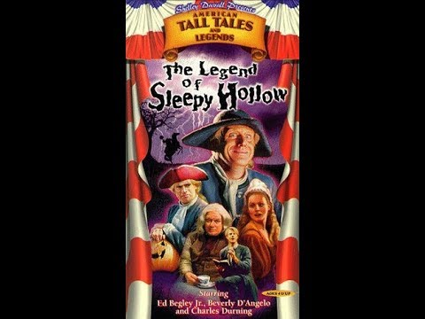 Shelley Duvall's American Tall Tales And Legends - The Legend Of Sleepy Hollow (1998 VHS Rip)