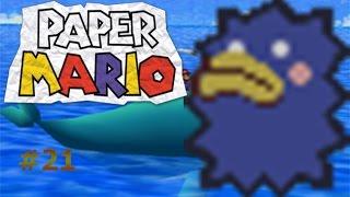 Problemas dentro de una ballena/Paper Mario capítulo21