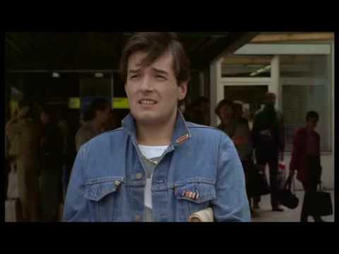 Falco und Sissi Kelling Der Formel Eins 1986