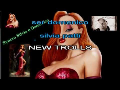 karaoke New Trolls   Quella Carezza Della Sera Cori E Controcori