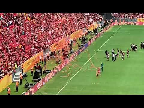 Festa do Flamengo em Brasília-DF 3x0 2020