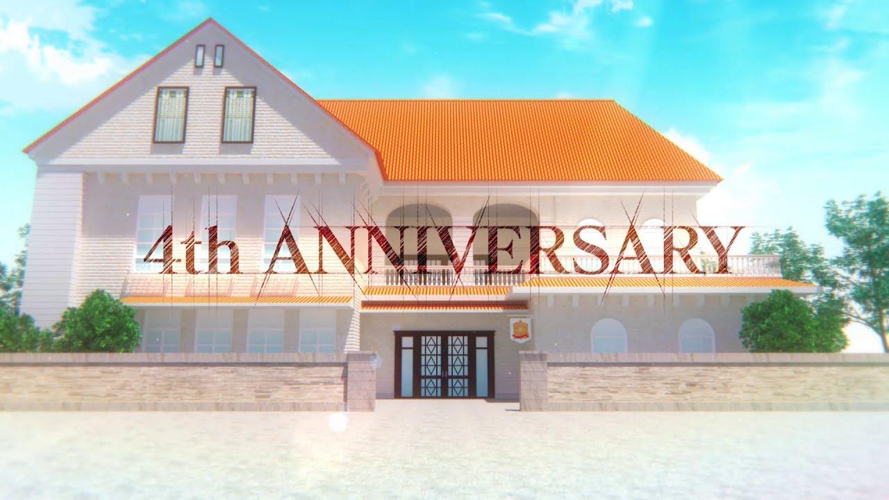 【A3!(エースリー)】4周年記念PV