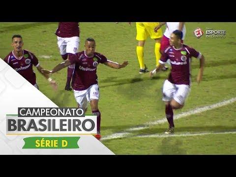 Melhores Momentos - Desportiva Ferroviária 1x0 Portuguesa - Série D (25/06/2017)