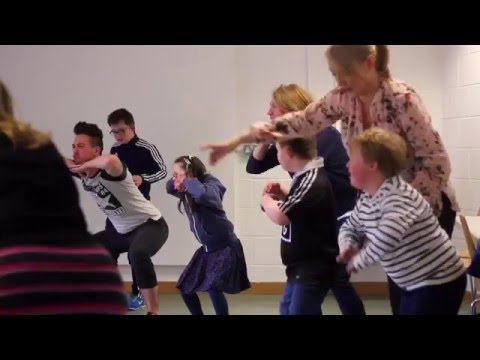 Create Dance at Draiocht 2013-2016