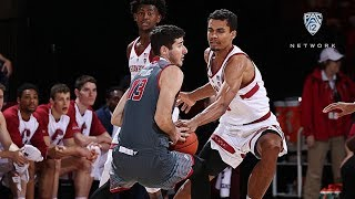 Recap: Stanford men's basketball erases halftime deficit for victory against Eastern Washington