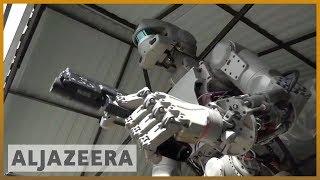 Killer robots: Scientists concerned over ethics of military AI   Al Jazeera English