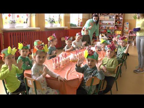 Przedszkole w Woskrzenicach zaprasza milusińskich w swoje progi!