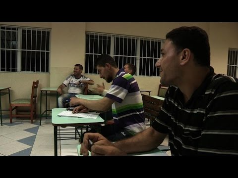 Fleeing war, Syrian refugees seek new life in Brazil