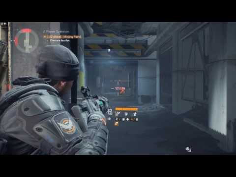 The Division - Solo Heroic Underground Run
