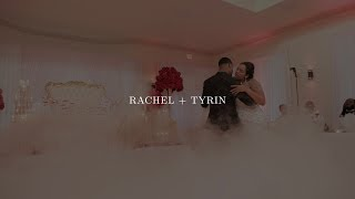 Rachel + Tyrin Wedding Highlight Film at D'Vine Grace Vineyards |  Zpro Films